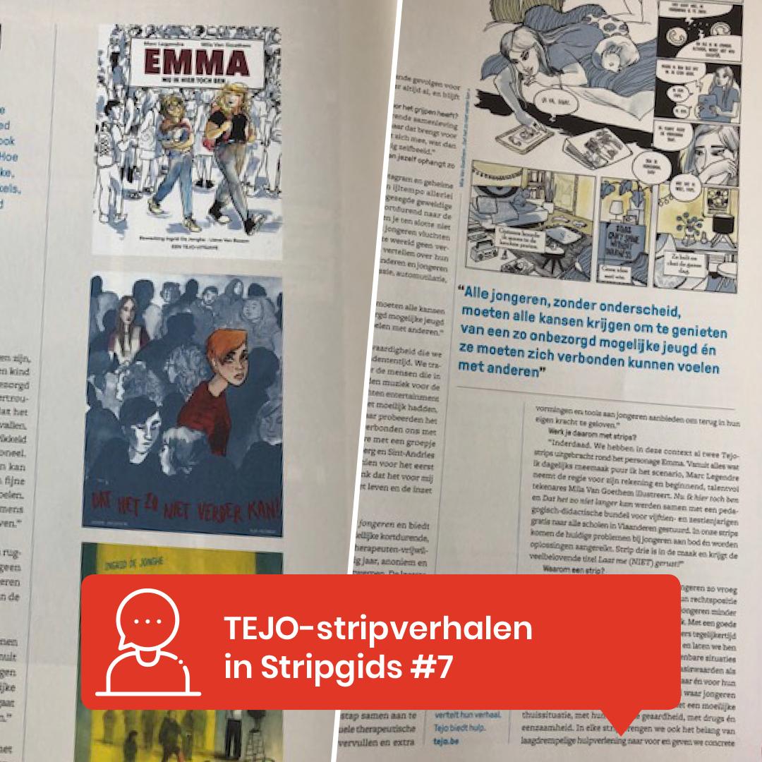 TEJO-stripgids